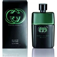 "Туалетная вода Gucci ""Guilty Black Pour Homme"", 90 ml"