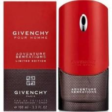 "Туалетная вода Givenchy ""Adventure Sensations Limited Edition"", 100 ml"