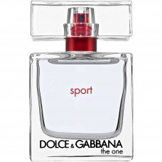 "Туалетная вода Dolce and Gabbana ""The One Sport"", 100 ml"