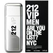 "Туалетная вода Carolina Herrera ""212 VIP"", 100 ml"