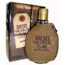 """Туалетная вода Diesel """"Fuel for Life Homme"""", 75 ml"""