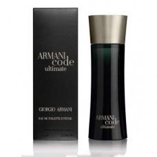 "Туалетная вода Giorgio Armani ""Armani Code Ultimate"", 75 ml"