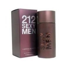 "Туалетная вода Carolina Herrera ""212 Sexy Men"", 100 ml (тестер)"
