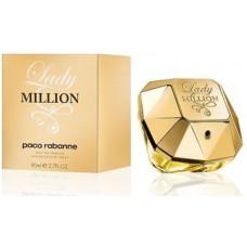 "Парфюмированная вода Paco Rabanne ""Lady Million"", 80 ml"