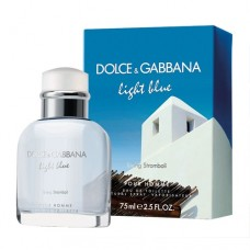"Туалетная вода Dolce and Gabbana ""Light Blue Living Stromboli"", 125 ml"