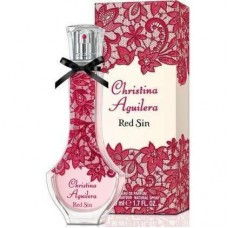 "Парфюмерная вода Christina Aguilera ""Red Sin"", 100 ml"