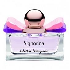 "Туалетная вода Salvatore Ferragamo ""Signorina"", 100 ml"