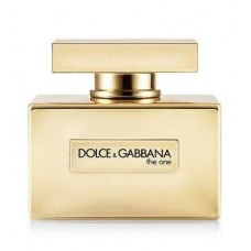 """Парфюмерная вода Dolce and Gabbana """"The One Gold Limited Edition"""", 75 ml"""