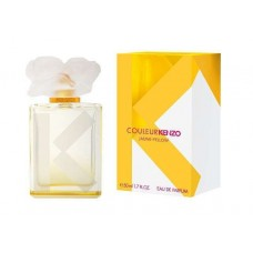 "Парфюмерная вода Kenzo ""Couleur Kenzo Jaune-Yellow"", 100 ml"