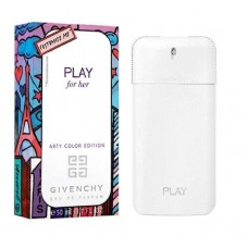 "Парфюмерная вода Givenchy ""Play for Her - Arty Color Edition"", 75 ml"