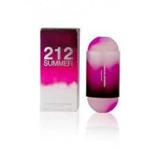 "Туалетная вода Carolina Herrera ""212 Summer"", 60 ml"