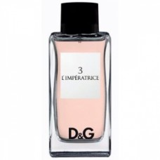 "Туалетная вода Dolce and Gabbana ""№3 L'Imperatrice"", 100 ml"