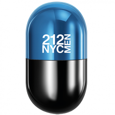 "Туалетная вода Carolina Herrera ""212 NYC Men Pills"", 100 ml"
