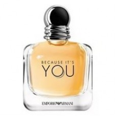 Giorgio Armani Emporio Armani Because It's You тестер