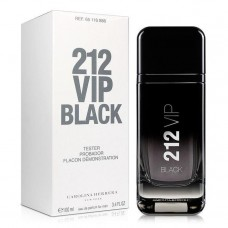 "Туалетная вода Carolina Herrera ""212 VIP Black"", 100 ml (тестер)"