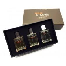 Подарочный набор Hermes Terre D'Hermes 3х12.5 ml