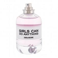 """Парфюмерная вода Zadig Voltaire """"Girls Can Do Anything"""", 90 ml (тестер)"""