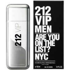 "Туалетная вода Carolina Herrera ""212 VIP Men"", 100 ml"