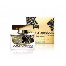 Dolce and Gabbana The One Lace Edition