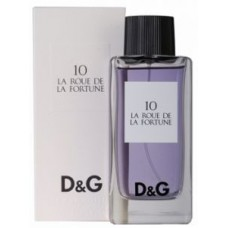 "Туалетная вода Dolce and Gabbana ""10 La Roue De La Fortune"", 100 ml"