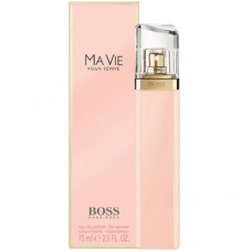 "Парфюмерная вода Hugo Boss ""Boss Ma Vie Pour Femme"", 75 ml (тестер)"