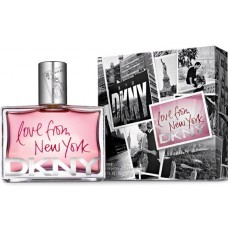 "Парфюмерная вода Donna Karan (DKNY) ""Love From New York"", 90 ml"