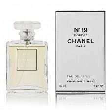 "Парфюмерная вода Chanel ""Chanel № 19 Poudre"""