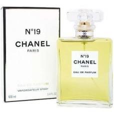 """Парфюмерная вода Шанель """"Шанель№19"""", 100 ml (тестер)"""