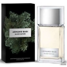 "Туалетная вода Armand Basi ""Silver Nature Man"", 100ml"