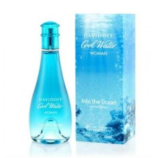 Davidoff Cool Water Into the Ocean