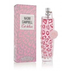 "Туалетная вода Naomi Campbell ""Cat Deluxe"", 75 ml"