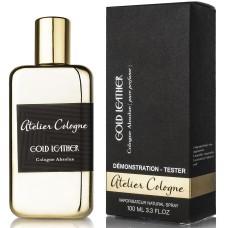 "Одеколон Atelier cologne ""Gold Leather"", 100 ml (тестер)"