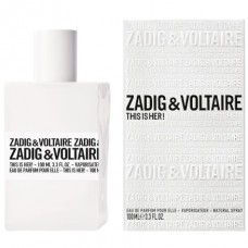 "Парфюмерная вода Zadig Voltaire ""This is Her"", 100 ml (Luxe)"