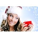 А вы уже выбрали новогодний подарок для любимой женщины?